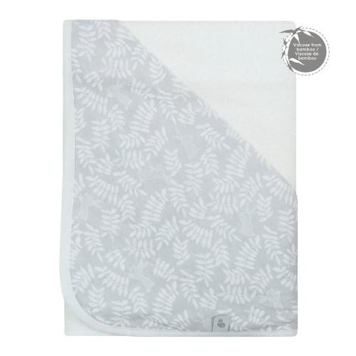 Perlimpinpin Bamboo Hooded Towel - Rabbits