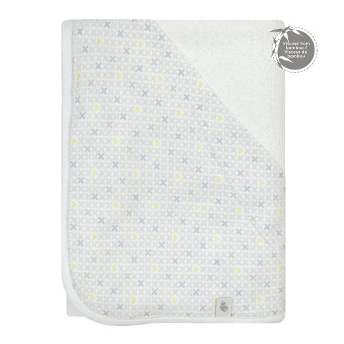 Perlimpinpin Bamboo Hooded Towel - xHearts