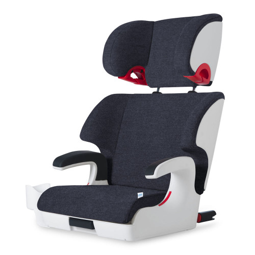Clek Oobr Merino Wool Collection Booster Car Seat - Full Moon
