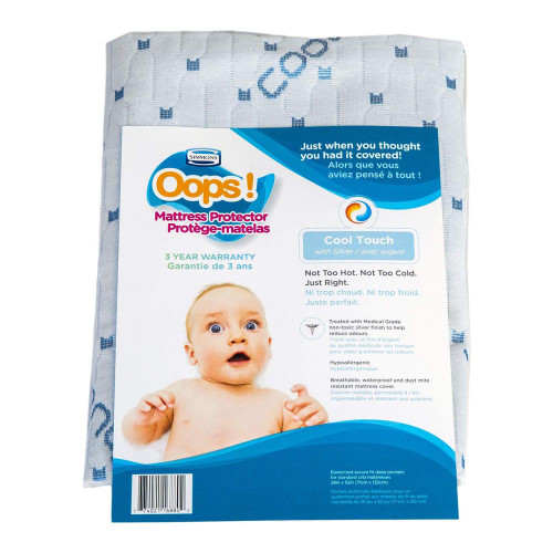 Simmons Oops! Thermocool Mattress Protector