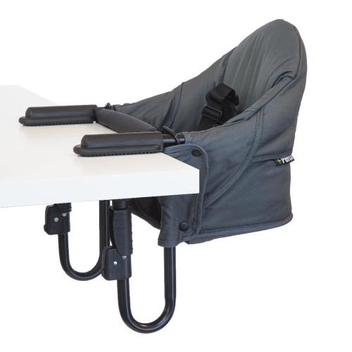 Guzzie + Guss Perch Hanging High Chair - Charcoal