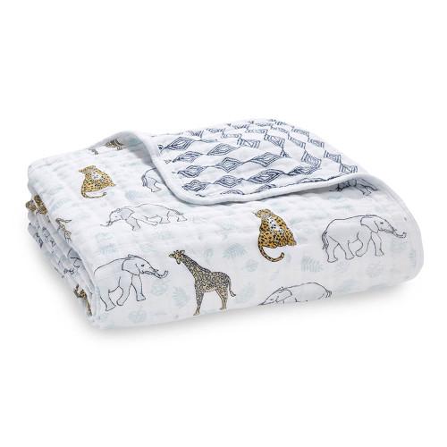 Aden + Anais Classic Dream Blanket - Jungle