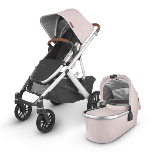 UPPAbaby Vista V2 Stroller - Alice (Dusty Pink)