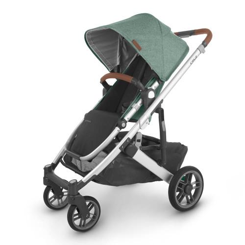 UPPAbaby CRUZ V2 Stroller - EMMETT (Green Melange)