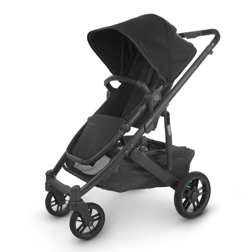 UPPAbaby Cruz V2 Stroller - Jake (Black)