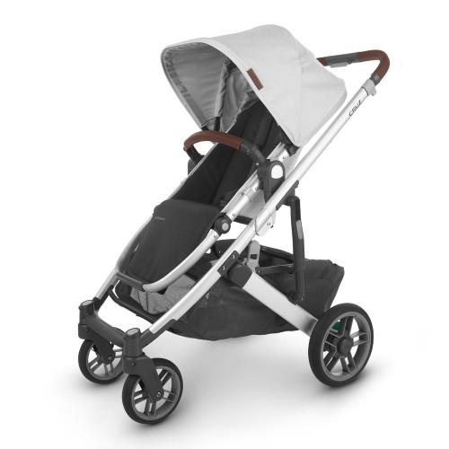 UPPAbaby Cruz V2 Stroller - Bryce (White Marl)