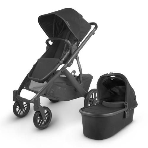 UPPAbaby Vista V2 Stroller - Jake (Black)