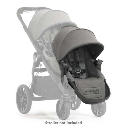 Baby Jogger City Select LUX Second Seat Kit - Premium Ash