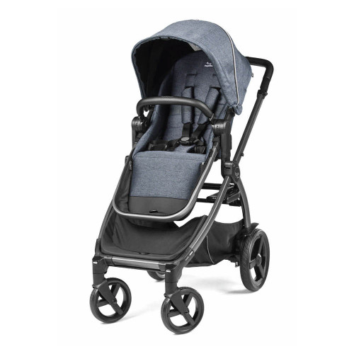 Agio by Peg Perego Z4 Full-Feature Reversible Stroller - Agio Mirage-Blue