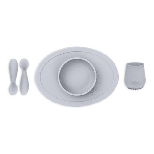 EzPz First Foods Set - Pewter