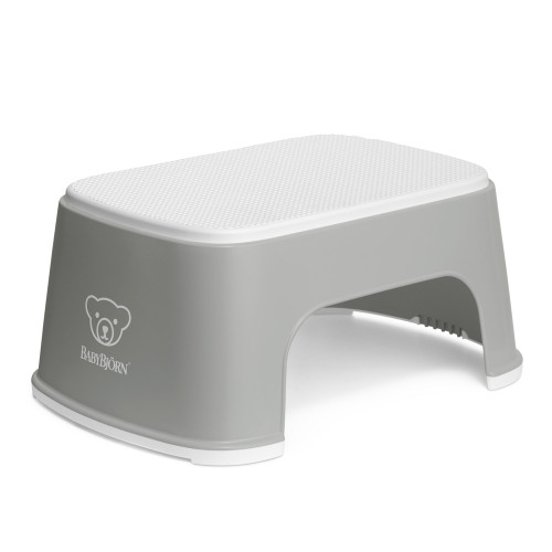 BabyBorn Safe Step Stool - Grey