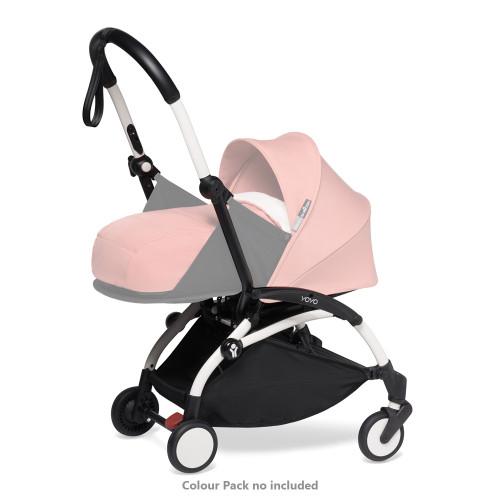 BabyZen YOYO2 Stroller Frame - White