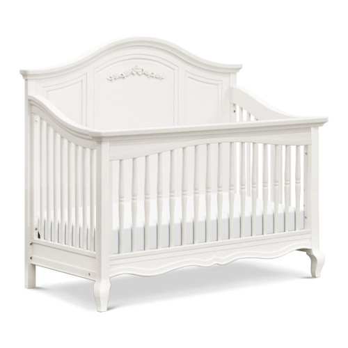 Franklin & Ben Mirabelle 4-in-1 Convertible Crib - Warm White
