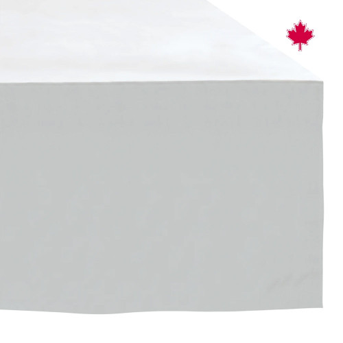 Perlimpinpin Crib Bed Skirt - Souris