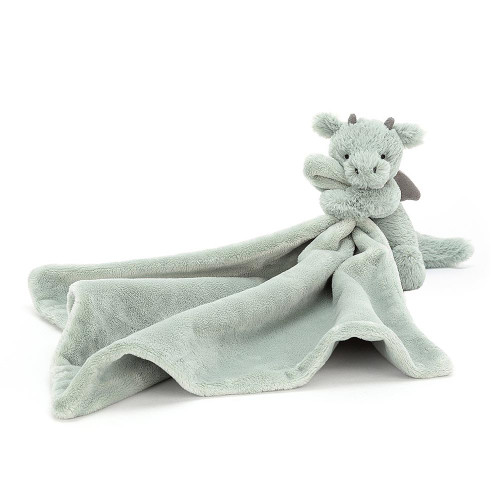Jellycat Bashful Soother Blanket - Dragon