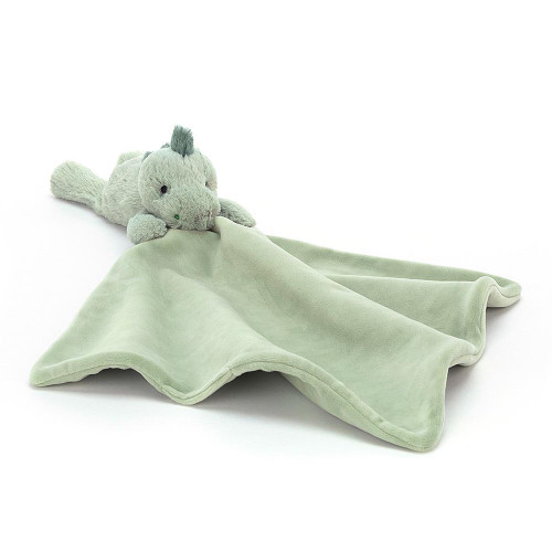 Jellycat Bashful Soother Blanket - Shooshu Dino