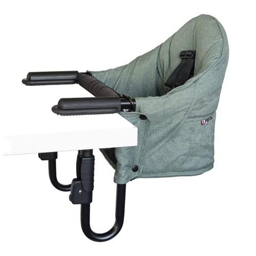 Guzzie + Guss Perch Hanging High Chair - Forest Green