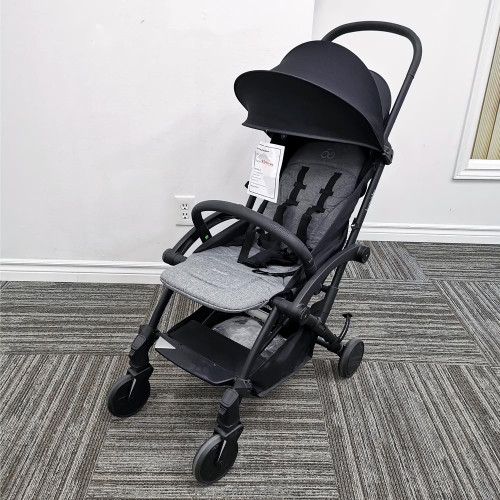 BumpRider Connect Stroller - Grey Melange (Floor Model)