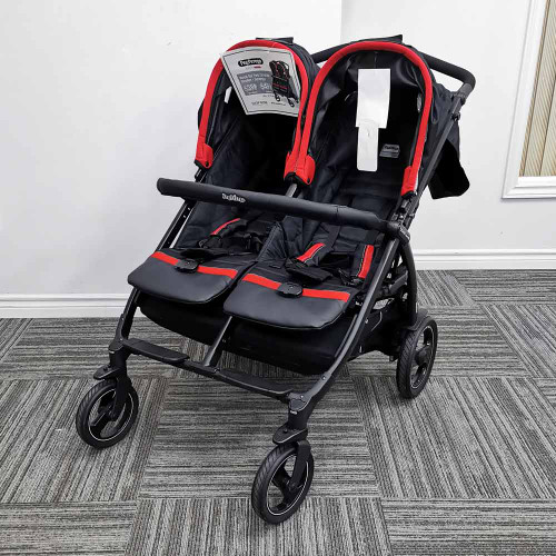 Peg Perego Book for Two Double Stroller - Synergy (Floor Model)