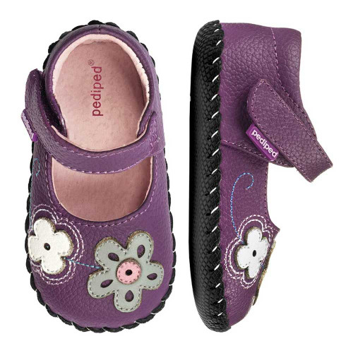 PediPed Lorraine - Purple Extra Small (0-6 Months)