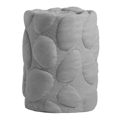 Nook Pebble Pure Crib Mattress Cover - Misty
