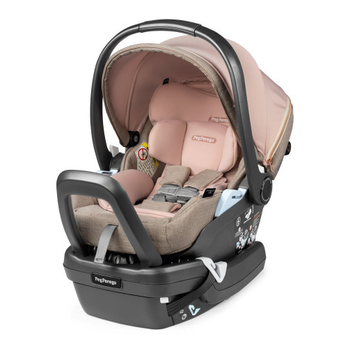 Peg Perego Primo Viaggio 4-35 Lounge Infant Car Seat - Mon Amour