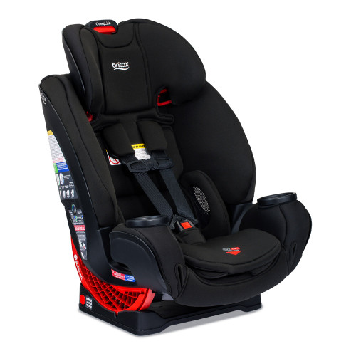 Britax One4Life ClickTight All-in-One Convertible Car Seat - Eclipse Black SafeWash Exclusive Collection