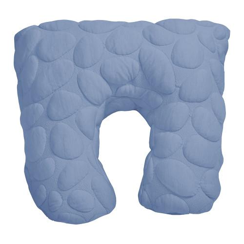 Nook Pebble Niche Nursing Pillow - Sky