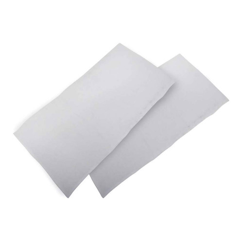 Phil&Teds Traveller Sheet Set - White - 2 Pack