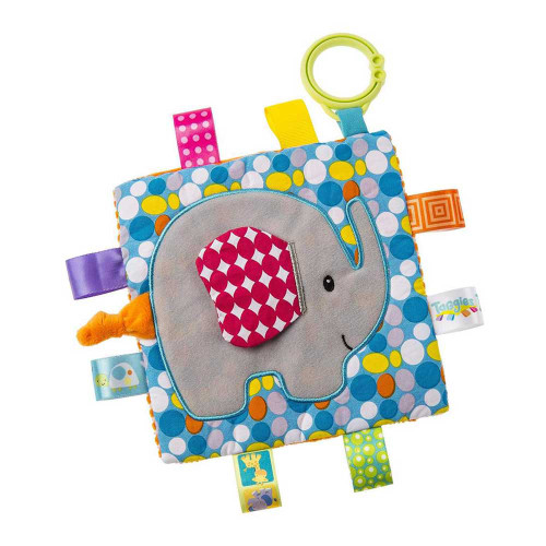 Taggies Crinkle Me - Elephant