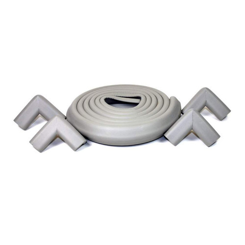 Kidco Foam Edge & Corner Protector - Grey