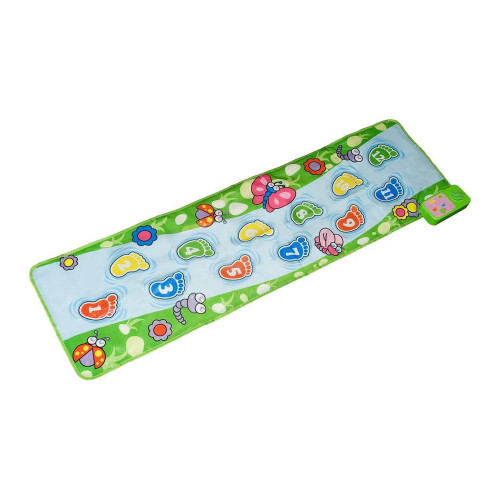 Jolly Jumper Deluxe with Musical Walking Mat