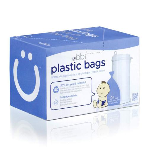 UBBI Plastic Bags 25