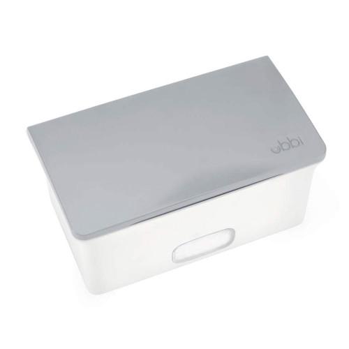 UBBI Wipes Dispenser - White/Green