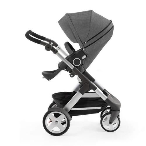 Stokke Trailz Stroller - Black Melange