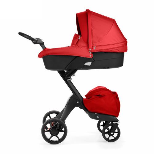 Stokke Xplory V5 Stroller - Red