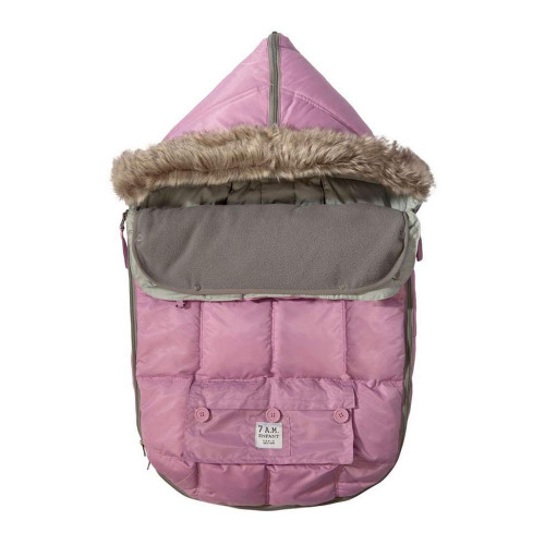 7 A.M. Enfant Le Sac Igloo 500 Small (0-6 Months) - Pink