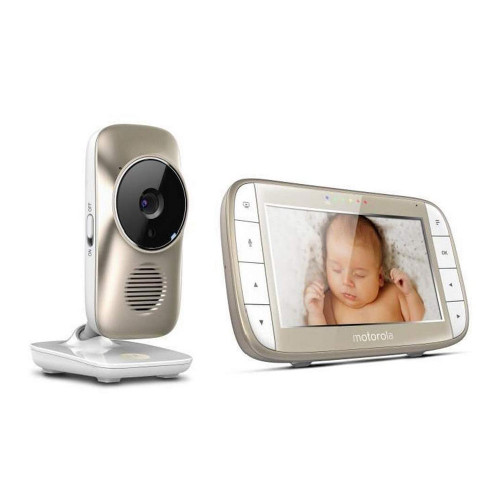 Motorola 5 Inch Video Baby Monitor with WiFi