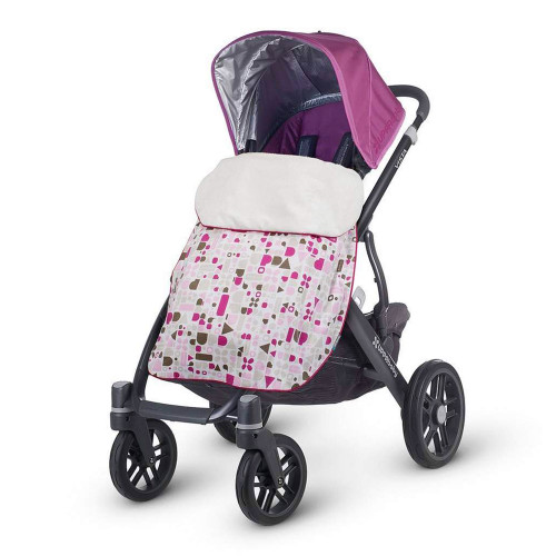 UPPAbaby Stroller Blankie - Raspberry