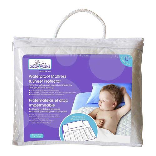 Baby Works Waterproof Mattress & Sheet Protector