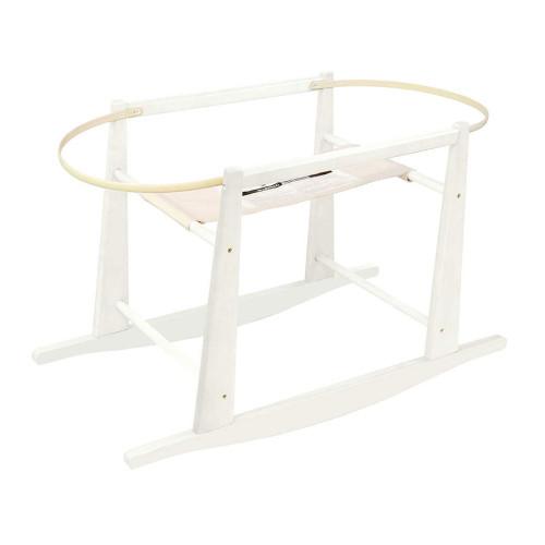 Jolly Jumper Rocking Basket Stand White