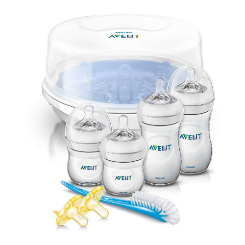Avent Essential Feeding Set - Natural