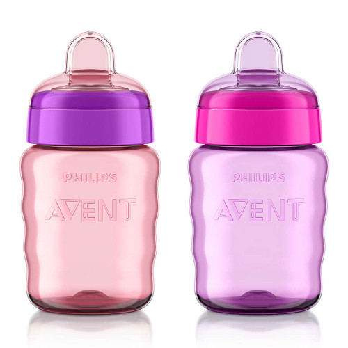 Avent 9oz 2 Pack - My Easy Sippy Girl