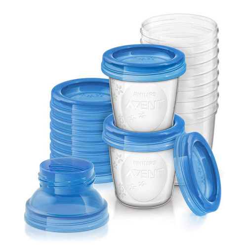 Avent Storage Cup set