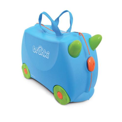 Trunki Ride On Suitcase - Terrance