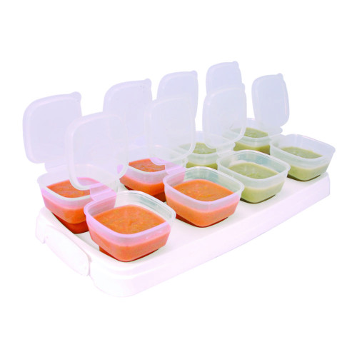 Baby Cubes Containers - 2oz