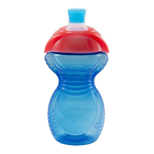 Munchkin Click Lock 9oz Sippy Cup - Blue/Red