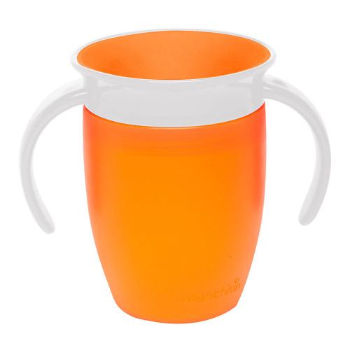 Munchkin Miracle 360 7oz Trainer Cup - Orange