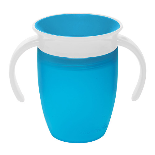Munchkin Miracle 360 7oz Trainer Cup - Blue