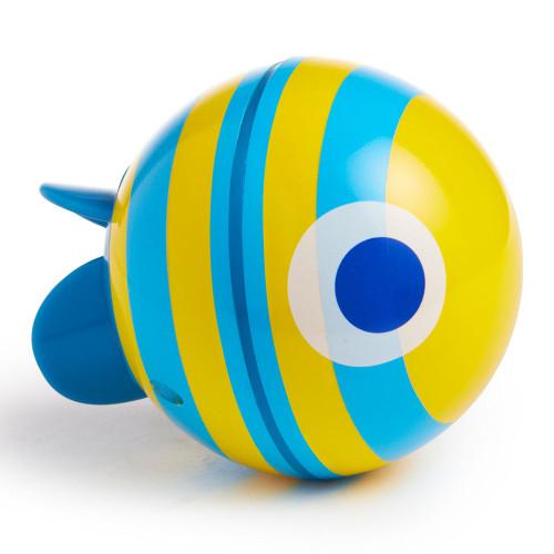 Munchkin SpinBall Fish Bath Toy - Blue